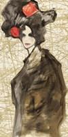 Asian Deity Fine Art Print