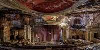 Abandoned Theatre, New Jersey (detail I) Fine Art Print