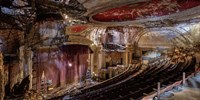 Abandoned Theatre, New Jersey (detail II) Fine Art Print