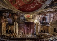 Abandoned Theatre, New Jersey (I) Fine Art Print