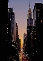 Manhattanhenge Fine Art Print