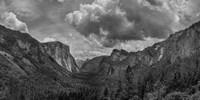 Scenic Landscape III BW Fine Art Print