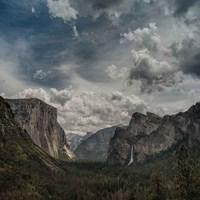 Scenic Landscape I Fine Art Print