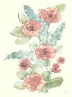 Camellia Bouquet I Fine Art Print