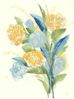 Sunshine Bouquet I Fine Art Print