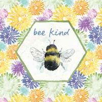 Bee Harmony VII Fine Art Print