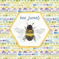 Bee Harmony VI Fine Art Print