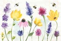 Bee Harmony I Fine Art Print