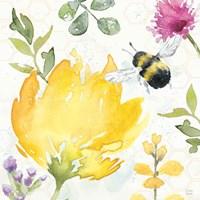 Bee Harmony II Fine Art Print