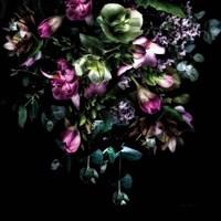 Hellebores Bouquet Fine Art Print