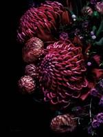 Waratah Bouquet Fine Art Print