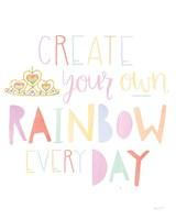 Lets Chase Rainbows III Fine Art Print