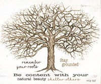 Remember Our Roots Fine Art Print