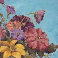 Katie's Bouquet Fine Art Print