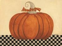 Russet Pumpkin Fine Art Print