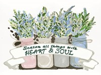 Heart & Soul Fine Art Print