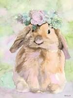 Bunny Bella Fine Art Print