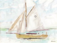 Sailing 2 Fine Art Print