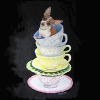 Chihuahua Teacups Fine Art Print