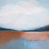 Dune Lake II Fine Art Print