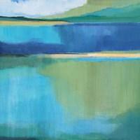 Lagoon I Fine Art Print
