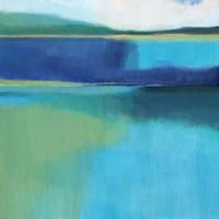 Lagoon II Fine Art Print