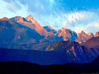 Mountainscape Photograph I Fine Art Print