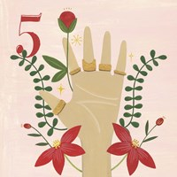 Twelve Days V Fine Art Print