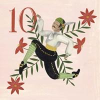 Twelve Days X Fine Art Print