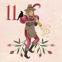 Twelve Days XI Fine Art Print