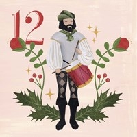 Twelve Days XII Fine Art Print