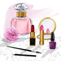 Makeup Counter I Fine Art Print