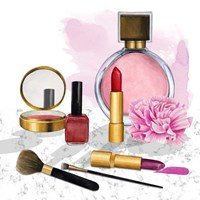Makeup Counter II Fine Art Print