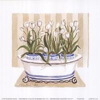 """Tulip Tub by Charlene Winter Olson - 6"""" x 6"""" - $10.49"""