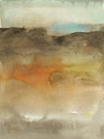 Sky & Desert I Fine Art Print