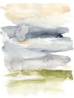 Crystallized Marsh I Fine Art Print