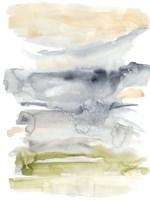 Crystallized Marsh II Fine Art Print