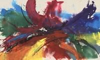 Twisting Rainbow II Fine Art Print
