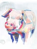 Fluorescent Farm IV Fine Art Print