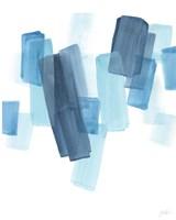 Azure Fragment I Fine Art Print