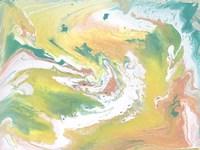 Rainbow Sherbet I Fine Art Print