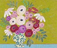 Bold Flowers I Fine Art Print