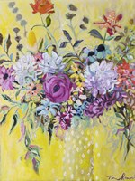 Blooming in Sunshine III Fine Art Print