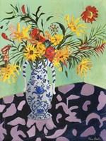 Blooming in Sunshine IV Fine Art Print