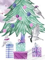 December Tree II Fine Art Print
