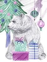 December Tree IV Fine Art Print