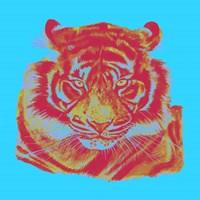 Pop Wild World II Fine Art Print