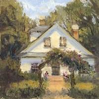 Sweet Cottage II Fine Art Print