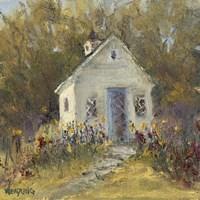 Sweet Cottage III Fine Art Print