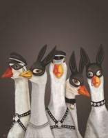 Geese Guys Fine Art Print